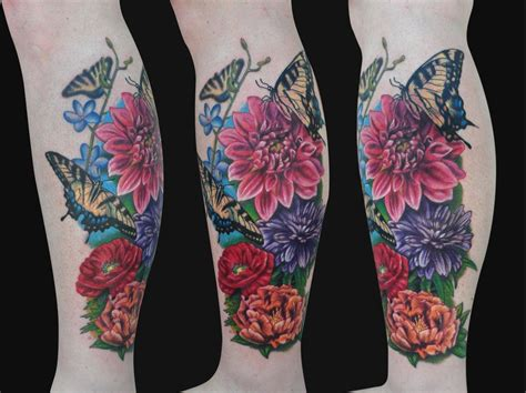 leg sleeve tattoo ideas flower leg tattoos leg sleeve tattoos designs and