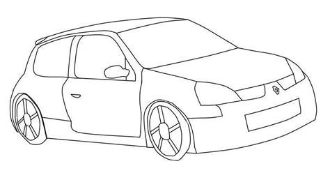 imagenes de carros para colorear chidos archivos dibujos de autos dibujo de un carro de dos puertas para colorear dibujo views