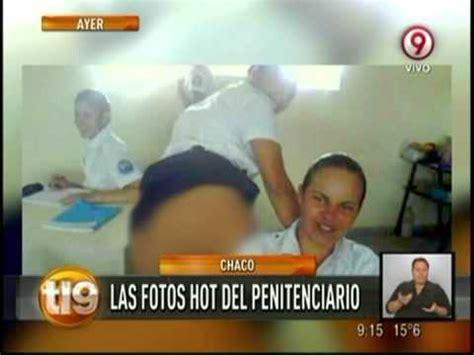 Imagenes Hot Youtube | esc 225 ndalo por fotos hot del penitenciario de chaco youtube