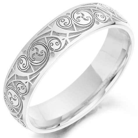 antique wedding bands for him 2019 latest irish wedding bands for women