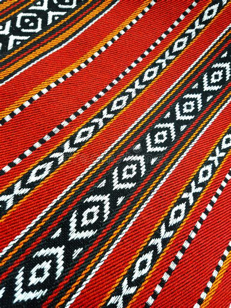 rug weaving patterns theme arabian sadu rug weaving patterns closeup stock image image 80098225