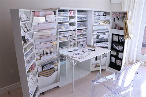Papercraft Storage - this is the ultimate craft cupboard it s on my