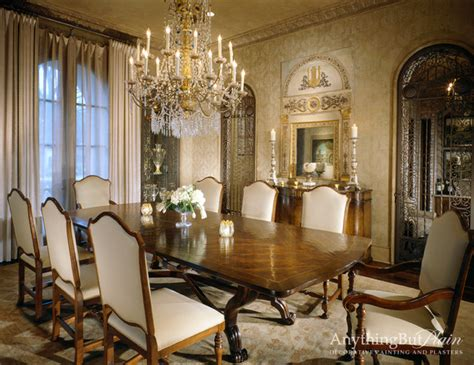 fancy dining room elegant dining room traditional dining room houston