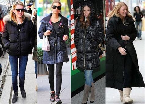 celebrity pink winter jacket puffer coats best winter coats puffy winter coats