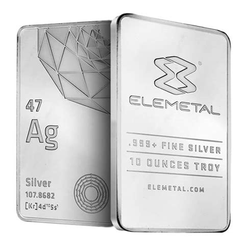 10 Ounce Silver Bar For Sale - 10 oz silver bar silver bars for sale money metals 174