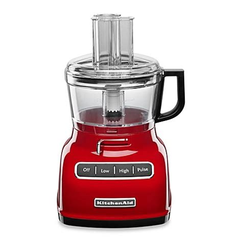 kitchenaid bed bath and beyond kitchenaid 174 7 cup food processor bed bath beyond