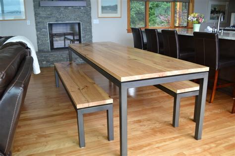 dash point custom dining table contemporary dining