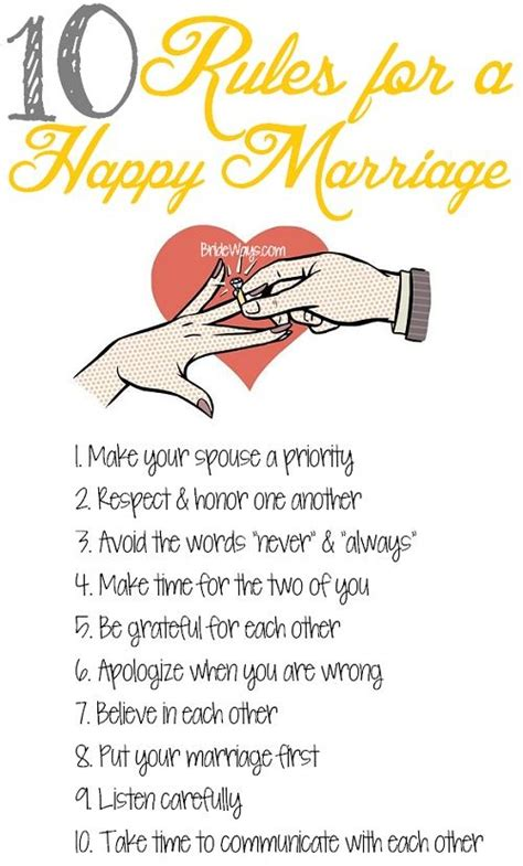 8 Tricks To A Great Marriage by The World S Catalog Of Ideas