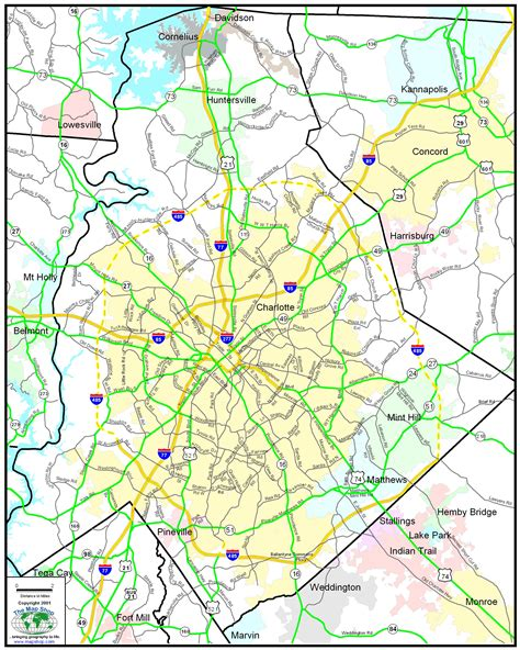 Mecklenburg County Records Maps Mecklenburg County