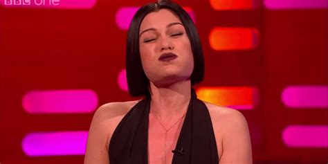 jessie j o jessie j can sing with her mouth shut and it s really