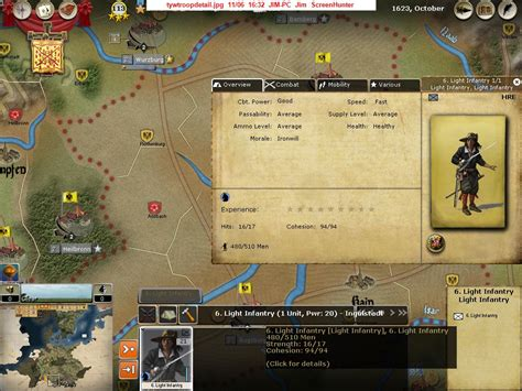 armchair general games thirty years war pc game review armchair general