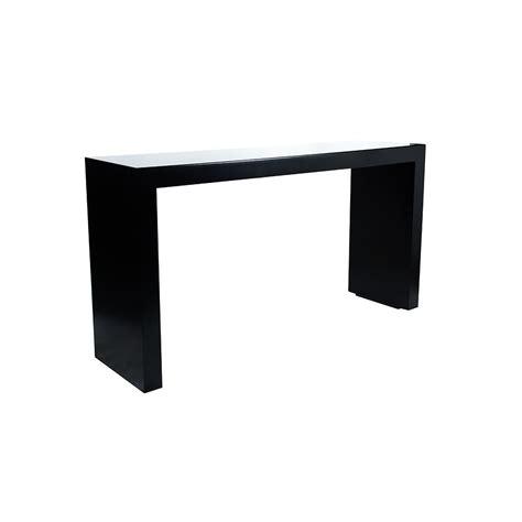 cocktail bench rectangular cocktail bench black unik furniture hire durban kwazulu natal