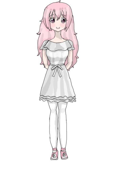Sweet anime girl by chocomax on DeviantArt