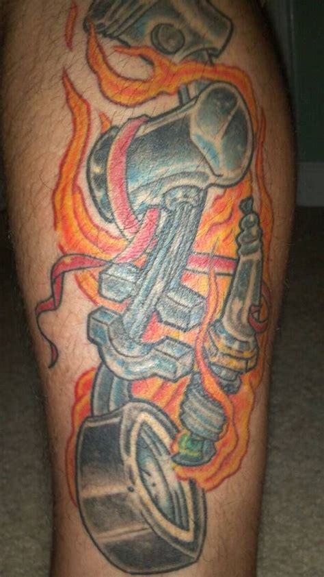 rat rod tattoos designs 103 best images about automotive tattoos on