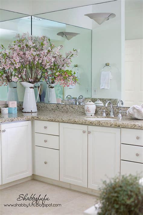 Master Bathroom Sets Master Bathroom Decor And My Essentials Shabbyfufu