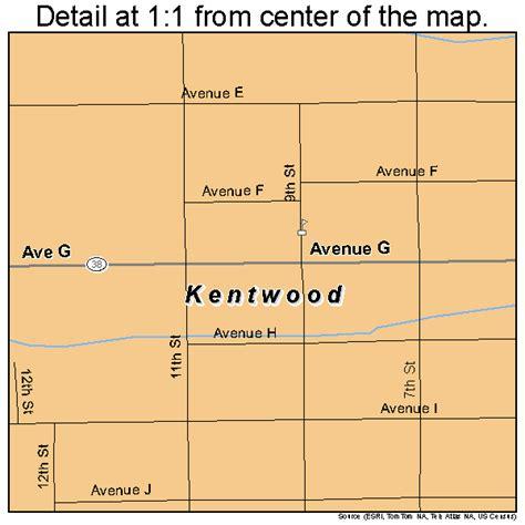kentwood louisiana map kentwood louisiana map 2239545