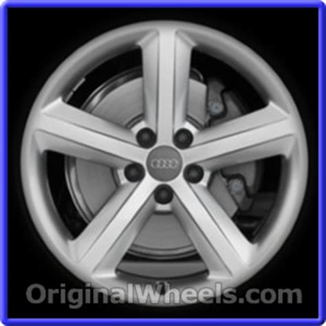 audi original rims oem 2009 audi a5 rims used factory wheels from
