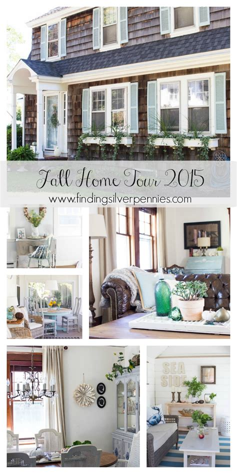 home tours fall home tour 2015 finding silver pennies