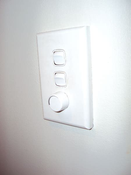light switch with dimmer gallery