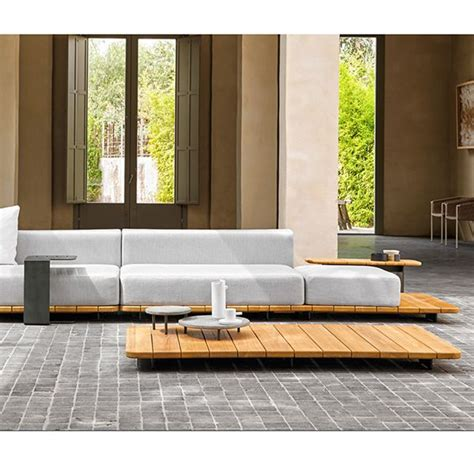 outdoor teak sectional point pal sectional sofa outdoor teak lounge