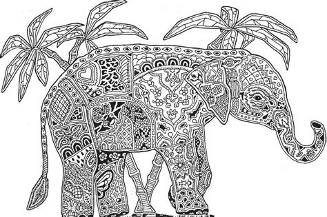 coloring pages detailed animals detailed animal coloring pages color at menmadehome