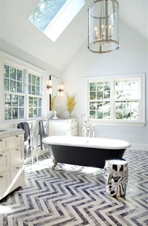 chevron bathroom ideas 20 beautiful eclectic bathroom decor ideas that will amaze you