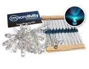 Led 5mm P 3 Warna Strawhat Rgb 5 Mm Pendek microtivity 5mm diffused rgb controllable led common