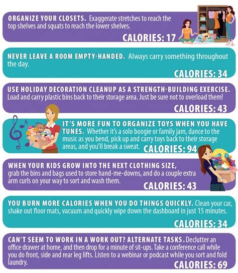 how many calories do you burn while cleaning your house burn calories while you clean