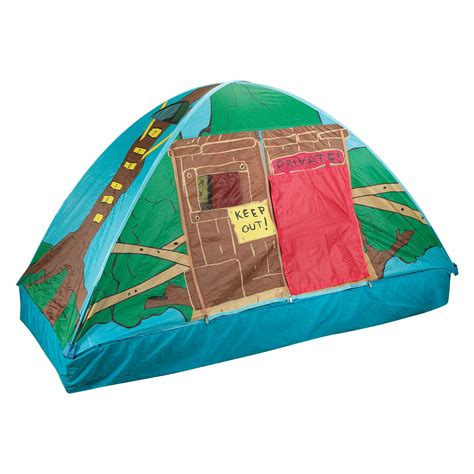 bed tents for kids tree house bed tent indoor playhouses at hayneedle