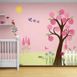 wall murals painted wood