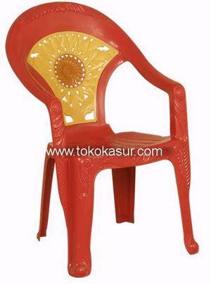 Kursi Plastik Elephant 636 warna hijau merah toko kasur bed murah