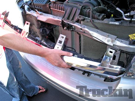 how to remove the grill from a 2006 kia sedona 2008 dodge durango modifications remove stock grille shell photo 28