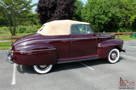 1941 ford convertible 1941 ford deluxe convertible
