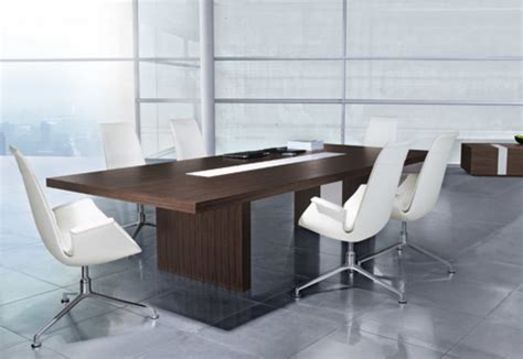 Knoll Meeting Table Ceoo Conference Table By Walter Knoll Stylepark