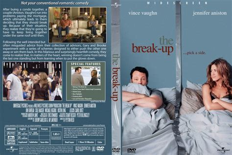 film break up the break up movie dvd custom covers 8609the break up