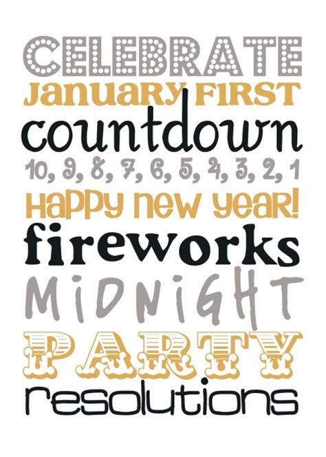 new year printable pictures 15 free new years printables i nap time