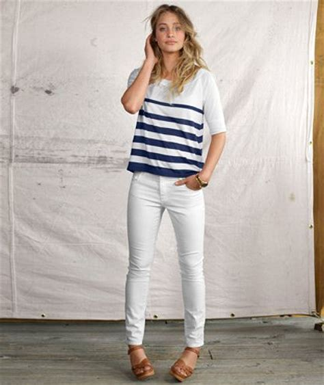 The White Jean Is All About And Summer by Classic White For Summer Ohh My My
