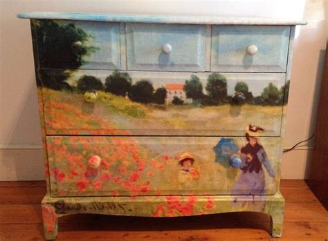 Best Varnish For Decoupage Furniture - 269 best decoupage furniture images on