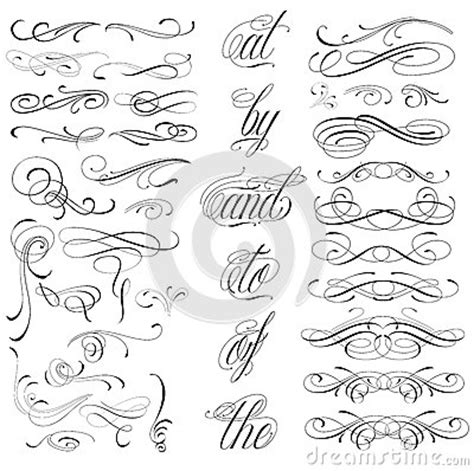 lowrider tattoo lettering tattoo elements stock vector image 40443921