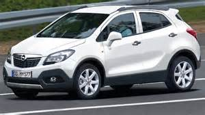 Opel Crossover Opel Mokka Small Crossover Leaked Previews Buick Encore