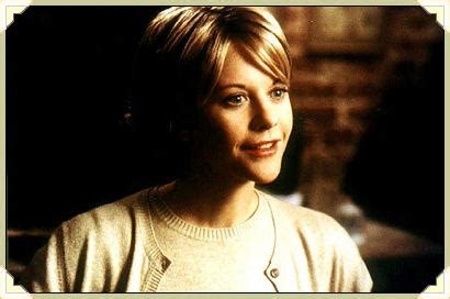 meg ryans haircut in you ve got mail you ve got mail