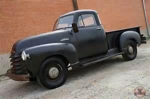 49 chevy p u classic trucks