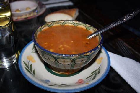 cucina marocchina harira sopa marroqu 237 harira foto di al kasbah restaurant