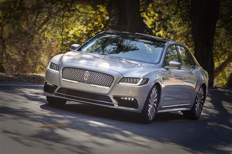 Lincoln Continental Review by 2018 Lincoln Continental Features Review The Car Connection