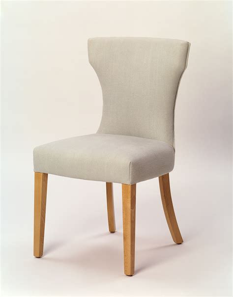 modern wing  dining chair