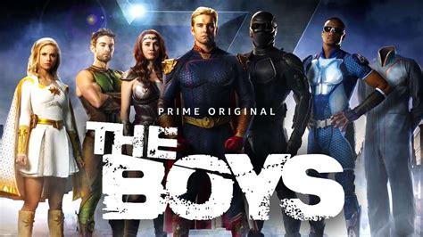 with the boys s the boys gets a teaser trailer simon pegg