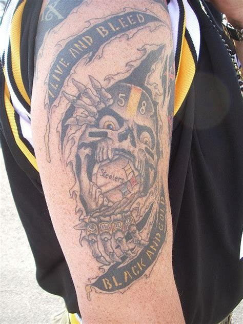tattoo nation number 34 best images about pittsburgh steelers tattoos on