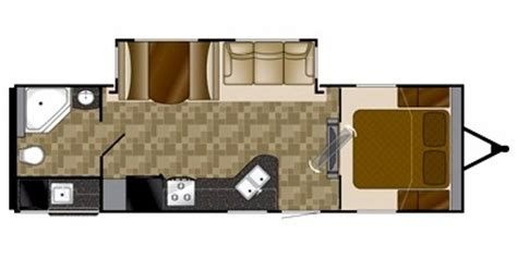 north country rv floor plans 2012 heartland north country nc 29odk trailer photos
