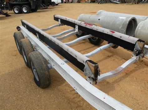 used heavy duty boat trailers for sale 25 heavy duty aluminum tri axle boat trailer
