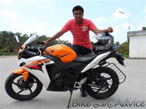 cdr bike price honda cbr 150r ownership review by vishal